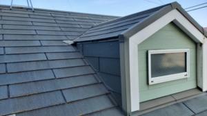 アパートの屋根 屋根塗装